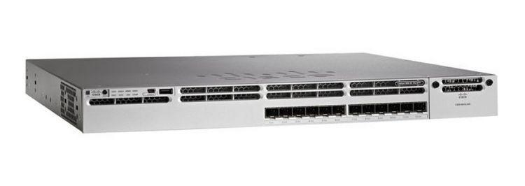 Коммутатор Cisco WS-C3850-12XS-S