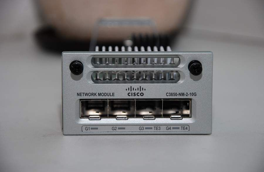 Модуль Cisco C3KX-NM-10G