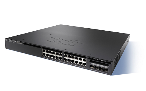 Коммутатор Cisco WS-C3650-48PS-L