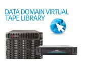 Приложение EMC DATA DOMAIN VIRTUAL TAPE LIBRARY